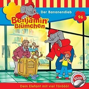 Der Bananendieb (Benjamin Blümchen 96) Hörspiel