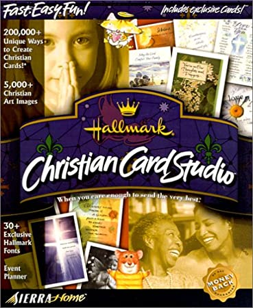 Hallmark Christian Card Studio