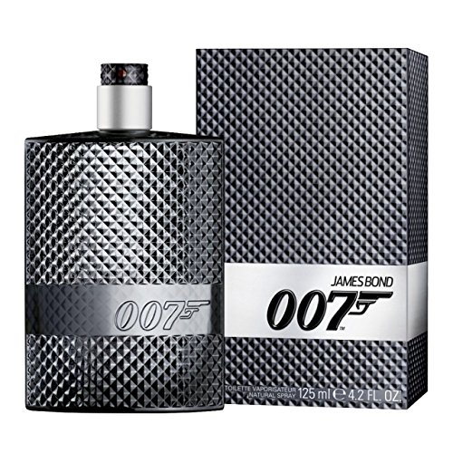 James Bond 007, Eau de Toilette Spray, 125 ml