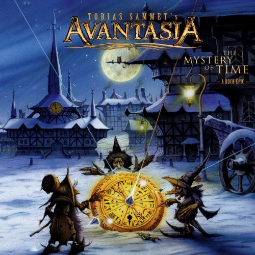 Avantasia - Mystery of Time: A Rock Epic