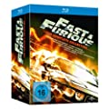 Fast & Furious 1-5 - The Collection [Blu-ray]