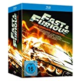 "Fast & Furious 1-5 - The Collection [Blu-ray]von ""Universal Cards"""