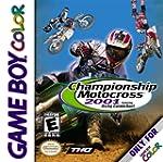 Championship Motorcross 2001 featurin...