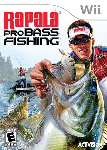 Rapala Pro Bass Fishing 2010 - Nintendo Wii - 1