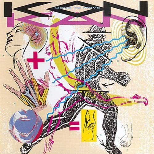 CD : KON KAN - Move To Move