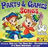 Party & Games Songs