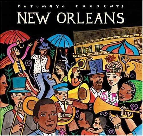 Various - Putumayo Presents: New Orleans - Zortam Music