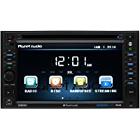 Planet Audio P9640B Double-Din 6.2