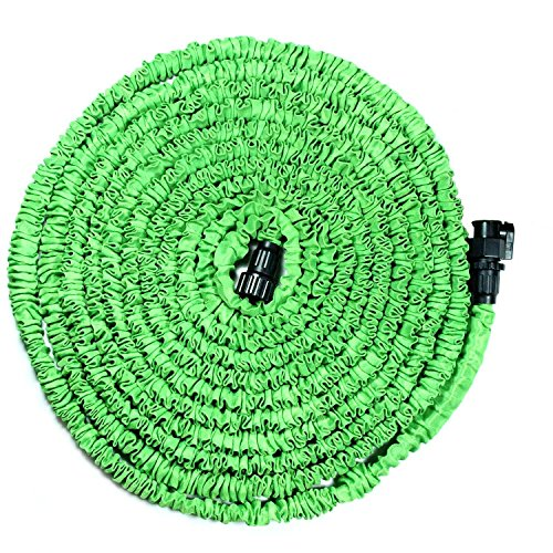 Fund-No-Kink-No-Tangle-Expandable-Xhose-Flexible-Garden-Hose-Water-Pipe-Easy-Storage-with-Spray