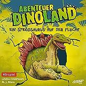 Ein Stegosaurus auf der Flucht (Abenteuer Dinoland 4) | Linda Chapman, Michelle Misra