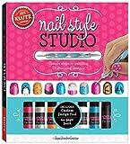 Klutz-Nail-Style-Studio-Book-Kit