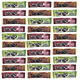 30 x Tango Popping Candy Sachets - Cherry, Orange & Apple Flavours