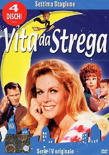 Vita da strega Stagione 07 [4 DVDs] [IT Import]