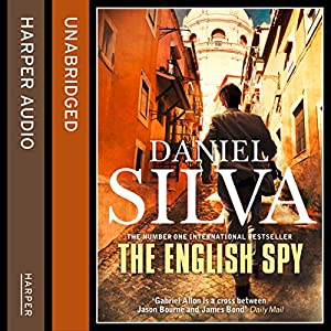 The English Spy Audiobook