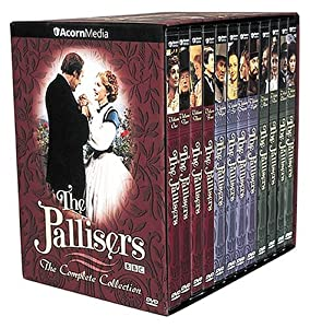 The Pallisers - The Complete Collection