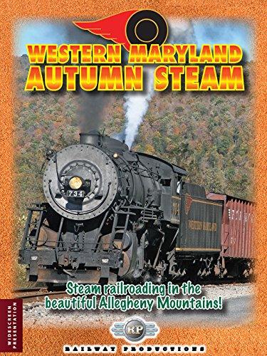 Western Maryland Autumn Steam