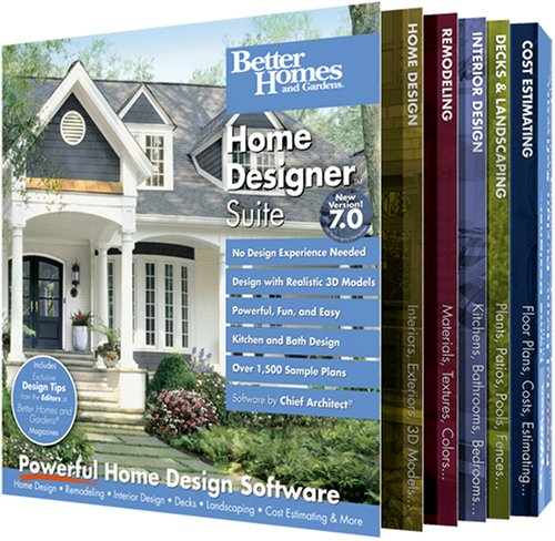 Home Design Software: Better Homes And Gardens Home