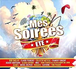 Mes Soirees D'Eté (3 CD)
