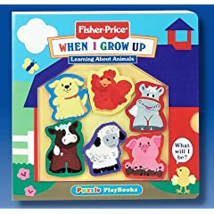A Story About Animals (Fisher-Price, Puzzle Playbooks)
