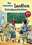 Die schönsten Leselöwen-Schulgeschichten: Mit Hörbuch-CD
