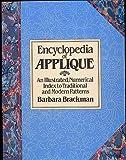 Encyclopedia of Applique (0939009757) by Brackman, Barbara