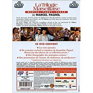 La Trilogie marseillaise : Marius / Fanny / César
