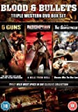 Blood and Bullets (3 discs) - 6 Guns / Redemption / Age of the Gunslinger [DVD]