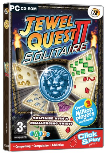 Jewel Quest Solitaire II (PC)