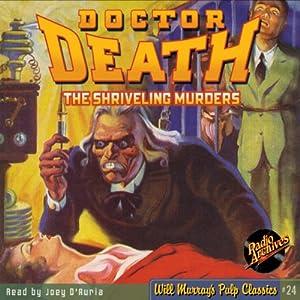 Doctor Death #3 April 1935 | [RadioArchives.com, Zorro]