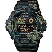 G-Shock GMDS-6900F-1 S-Series Floral Pattern Collection Luxury Watch - Green / One Size
