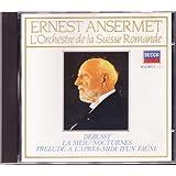 Debussy-Ansermet-la Mer-Nocturnes
