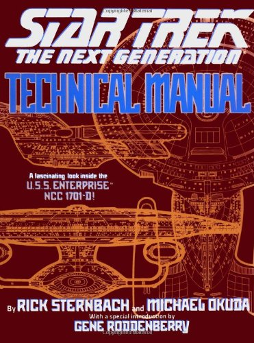 Star Trek: The Next Generation Technical Manual (Star Trek Next Generation (Unnumbered))
