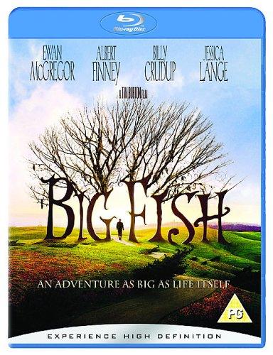 Big Fish [Reino Unido] [Blu-ray]