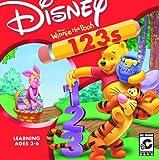 Disney's Winnie the Pooh: 123's (Jewel Case)
