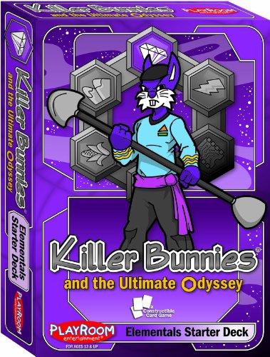 how to play killer bunnies