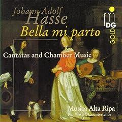 Bella Mi Parto: Cantatas & Chamber Music