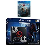 PlayStation 4 God of War Deluxe Bundle (2 items): PlayStation 4 Pro 1TB Limited Edition Console - Star Wars Battlefront II Bundle and PlayStation 4 God of War Game