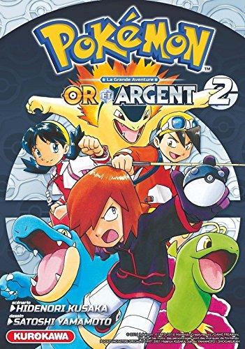 Pokémon Or et Argent - T2