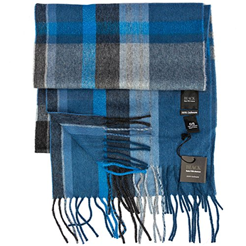 black-saks-fifth-avenue-100-checked-cashmere-scarf