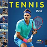 Tennis 2016 Wall Calendar: The Offici...