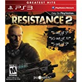 Resistance 2 - PlayStation 3by Sony Computer...