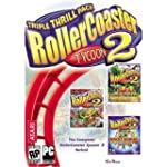 Rollercoaster Tycoon 2: Triple Thrill...
