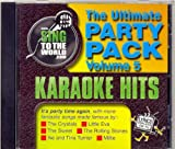Various Sing To The World Karaoke Hits Ultimate Party Pack Vol. 5