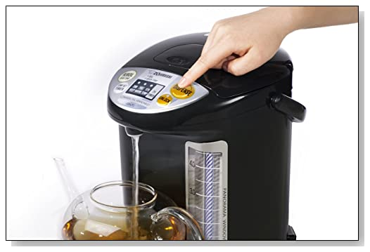 Zojirushi CD-LTC50-BA - Brewing Tea
