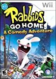 Rabbids Go Home - Wii Standard Edition