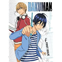 Bakuman: First Issue