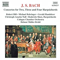 Concerto for 4 Harpsichord in A minor, BWV 1065: II. Largo