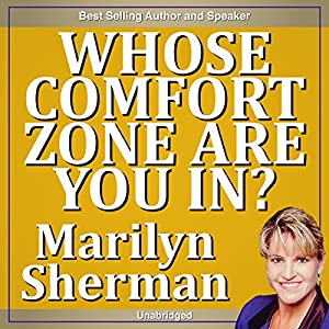 Whose Comfort Zone Are You In? Speech