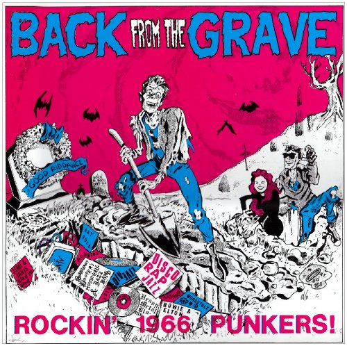 Back from Th Grave Vol.1