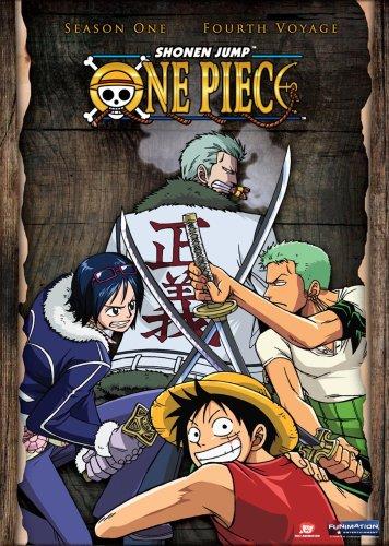 ONE PIECE シーズン1 Part4 (40-53話) [DVD] 北米版・英語音声字幕